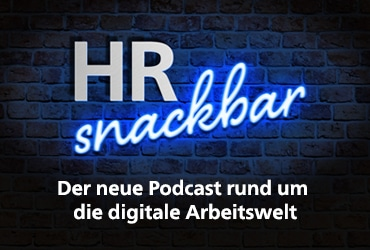 Grafik: StepStone HR snackbar Podcast