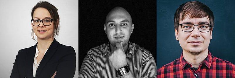Tech-Talente im Talk via TalentHacks 2: Portraits