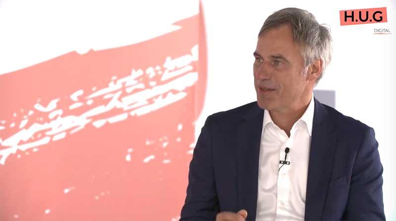 Achim Berg zur strategischen Partnerschaft DATEV und Personio