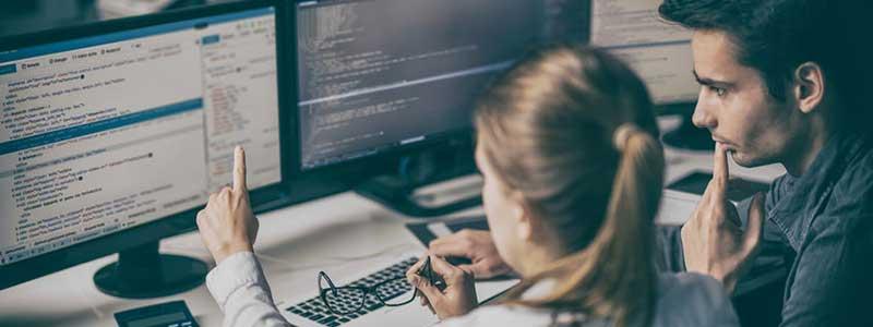 Titelbild: IT-Fachkräfte gewinnen und binden