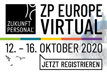 Zukunft Personal ZP Europe Virtual Banner auf PERSOBLOGGER.DE