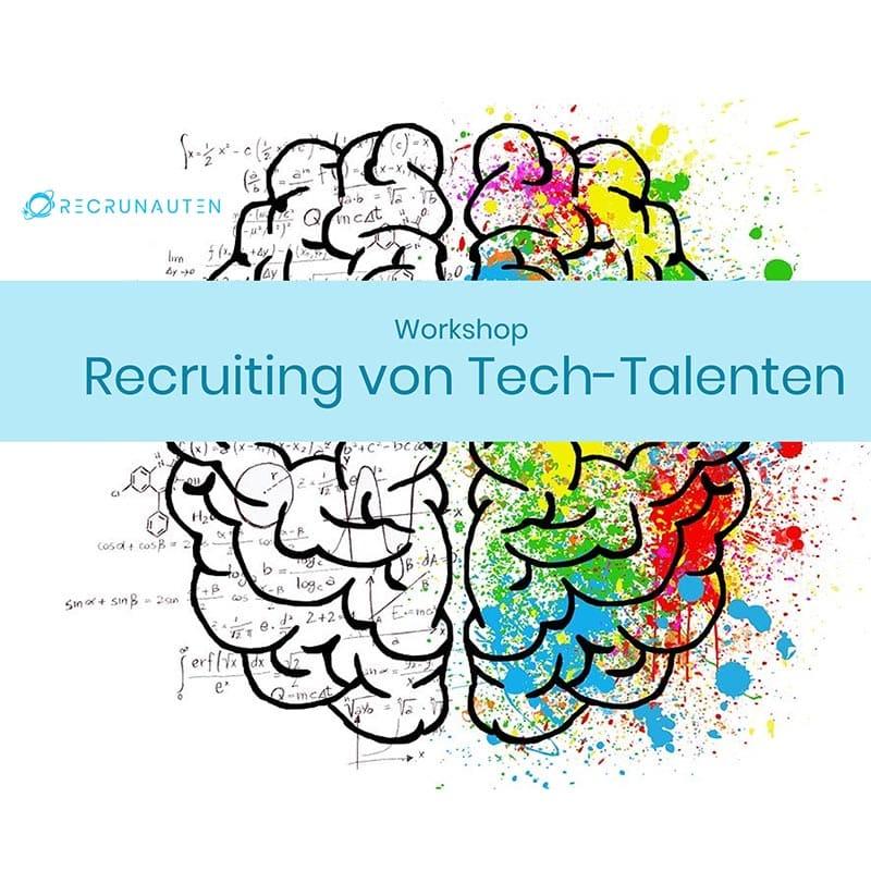 Erfolgreiches Recruiting von Tech-Talenten – Online-Workshop