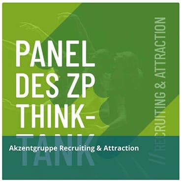 ZP Europe virtual: #ZPTHINKTANK Recruiting und Attraction zur Zukunft des Recruitings