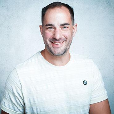 WeShape.world Gründer und Geschäftsführer Tobias Freund
