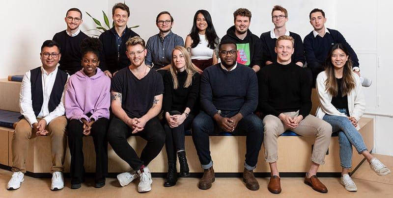 Das Team hinter dem HR-Startup Talentspace