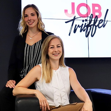 Patricia Knoll und Mitgründerin von Jobtrüffel im Interview auf Persoblogger.de