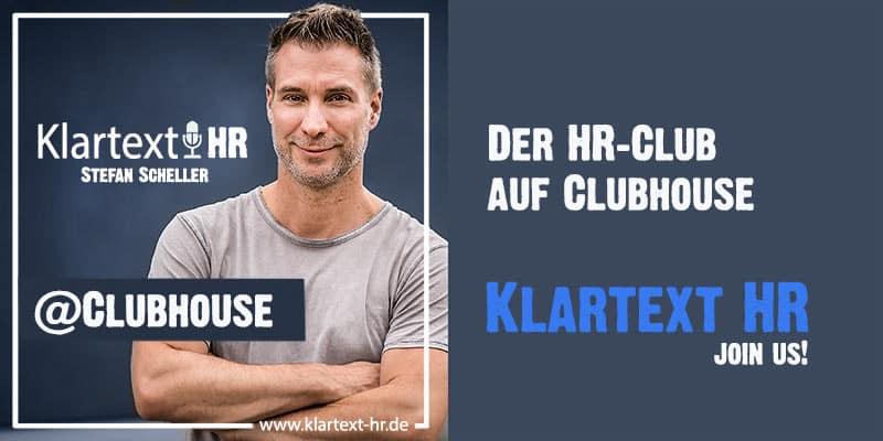 Klartext HR auf Clubhouse - der Club