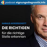 Podcast DIE RICHTIGEN von Harald Ackerschott