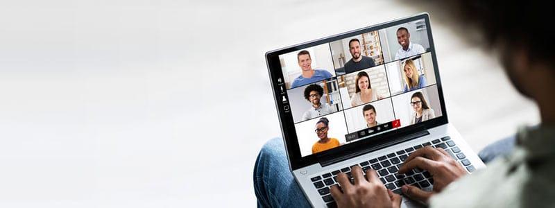 Virtuelle Jobmessen
