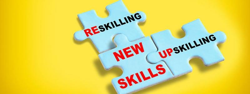 Welche Skills brauchen Ihre Beschäftigten? Upskilling Studie von Degreed