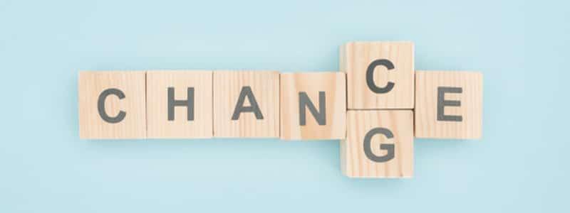 Change und Transformation - Veränderung wagen!