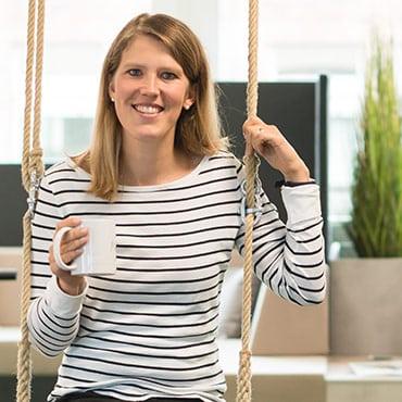 Nina Rahn von d.vinci auf PERSOBLOGGER.DE