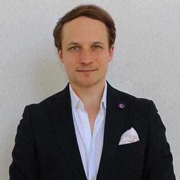 Ole Ibbeken, Mitgründer des Startups LocalHeroBox